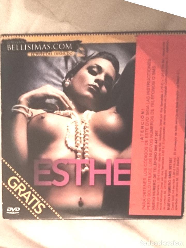 DVD EROTICO - THAGSON - BELLISIMAS - ESTHER (Coleccionismo para Adultos - Películas)