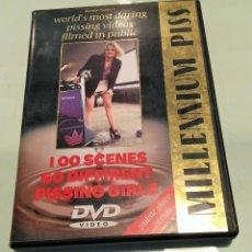 Film: DVD XXX ----- MILLENIUM PISS ----- PISSING. Lote 209608608