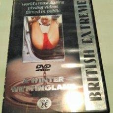 Film: DVD XXX ----- BRITISH EXTREME ----- VOL-26 ----- PISSING. Lote 209609170