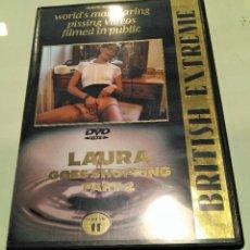 Film: DVD XXX ----- BRITISH EXTREME ----- VOL- 11 ----- PISSING. Lote 209609356