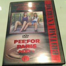 Film: DVD XXX ----- BRITISH EXTREME ----- VOL-17 ----- PISSING. Lote 209609787