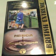 Film: DVD XXX ----- BRITISH EXTREME ----- VOL-8 ----- PISSING. Lote 209609948