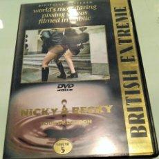Film: DVD XXX ----- BRITISH EXTREME ----- VOL-5 ----- PISSING. Lote 209610151