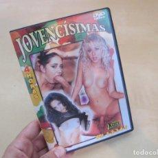 Peliculas: PELICULA DVD PORNO JOVENCÍSIMAS XTASY. Lote 210087645