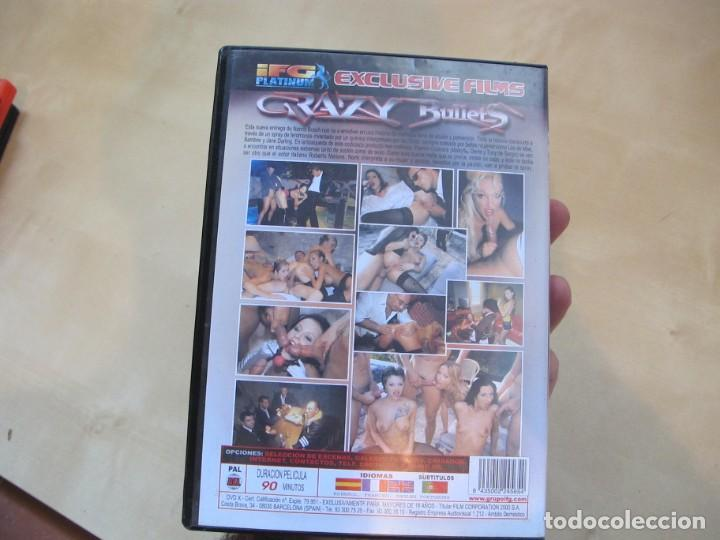 Peliculas: Pelicula dvd porno exclusive films crazy bullets - Foto 2 - 210088507