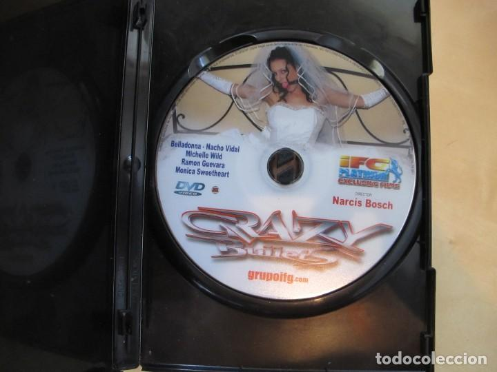 Peliculas: Pelicula dvd porno exclusive films crazy bullets - Foto 3 - 210088507
