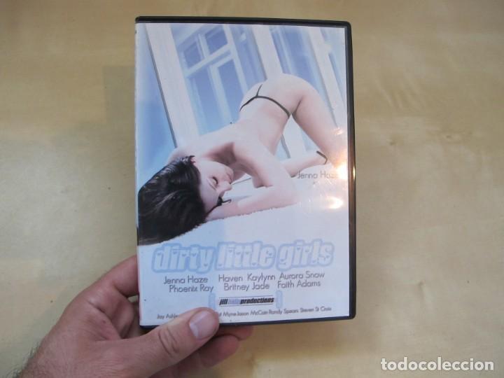 PELICULA DVD PORNO DIRTY LITTLE GIRLS (Coleccionismo para Adultos - Películas)