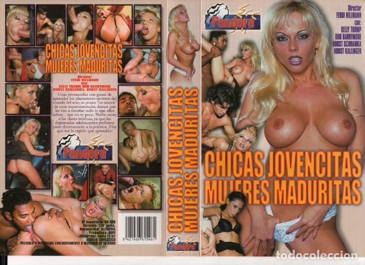 Peliculas porno con mujeres jovencitas Vhs Chicas Jovencitas Mujeres Maduritas Por Sold Through Direct Sale 210475516
