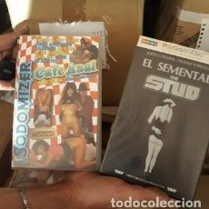 Peliculas: GRAN LOTE DE MAS DE 2. 000 PELICULAS ERÓTICAS Y X. EN FORMATO VHS. PARA ADULTOS.PRACTICAMENTE NUEVAS. Lote 210682320