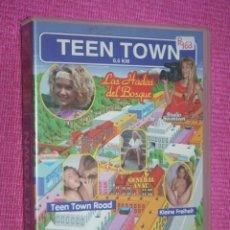 Peliculas: TEEN TOWN (PAPILLON FILMS) * PELÍCULA ERÓTICA * VHS PARA ADULTOS CINE X * TENGO OTRAS DIFERENTES *. Lote 210783629
