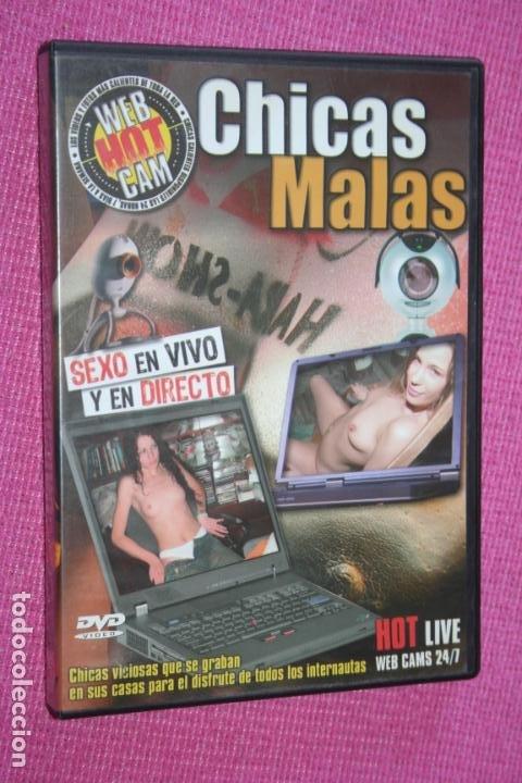 CHICAS MALAS * PELÍCULA ERÓTICA * DVD PARA ADULTOS CINE X * TENGO MÁS FILMS DIFERENTES * OFERTA: (Coleccionismo para Adultos - Películas)
