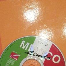 Peliculas: CAJ-101217 CD SIN CARATULA CD II MEXICO LINDO. Lote 211439090