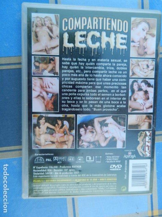 Pelicula porno compartiendo leche Compartiendo Leche Dvd Porno Solo Para Adul Comprar Peliculas Para Adultos En Todocoleccion 212797301