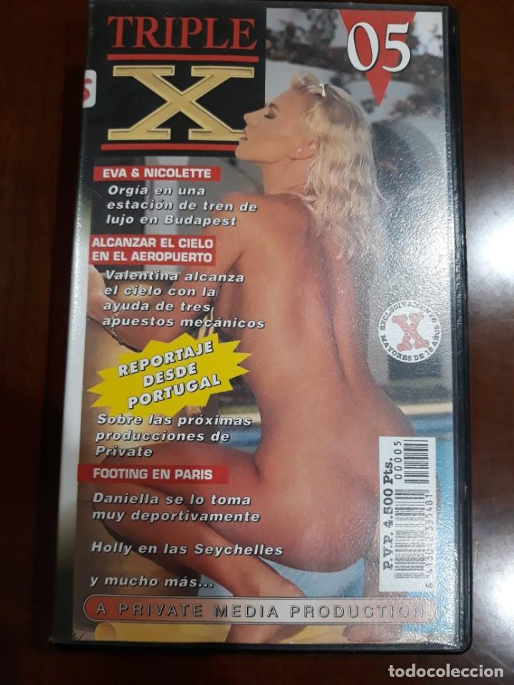 Peliculas: Private VHS Triple X Video número 5 - Foto 1 - 212806232