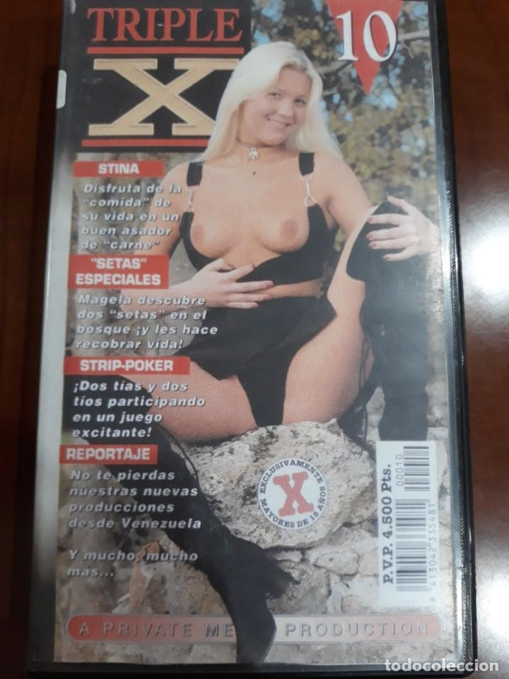 Peliculas: Private VHS Triple X Video número 10 - Foto 1 - 212806322