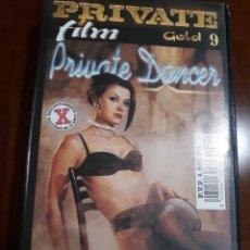 Peliculas: PRIVATE VHS GOLD NÚMERO 9 PRIVATE DANCER. Lote 212806572