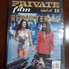 Peliculas: PRIVATE VHS GOLD NÚMERO 18 REPORTERAS. Lote 212806608