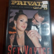Peliculas: PRIVATE VHS GOLD NÚMERO 19 SEX VOYAGE. Lote 212806663
