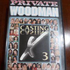 Peliculas: PRIVATE VHS WOODMAN CASTING NÚMERO 3. Lote 212807090