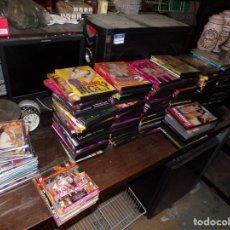 Peliculas: GRAN COLECCION LOTE PELICULAS PARA ADULTOS DIFERENTES FORMATOS DVD. Lote 215650987