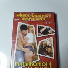 Peliculas: MATRIMONIOS Y PAREJAS 1, PELÍCULA PORNOGRAFICA, CINE X.. Lote 217285876