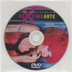 Peliculas: PELICULA PARA ADULTOS. DVD. COL. SEXTIMO ARTE. XTREME DESIRES. DURACION 120 MN PELADUL-111. Lote 245593430