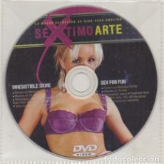 Peliculas: PELICULA PARA ADULTOS. DVD. COL. SEXTIMO ARTE. IRRESISTIBLE SILVIE. DURACION 120 MN. PELADUL-124. Lote 245593440
