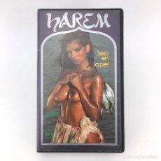 Peliculas: SEXO EN LA PIEL ANNETTE HAVEN LISA DE LEEUW PAUL THOMAS TCX VIDEOFILM HAREM PORNO RETRO EROTICO VHS. Lote 218222062