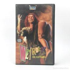 Peliculas: WEIRDEST CIRYL HOT WANDA EVANS MAY SANDERS COIGNET BRI ROBERT SAN EDI MORENO SCHOTT PAUL NORMAN VHS. Lote 218431713