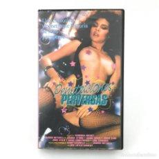 Peliculas: PENETRACIONES PERVERSAS SHARON MITCHELL JOANNA STORM DIANA SLOAN TROYE LANE XXX VERONIKA ROCKET VHS. Lote 218449586