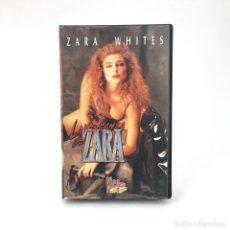 Peliculas: LA VENGANZA DE ZARA WHITES LOIS AYERS BRIGITTE MONROE ANGELIQUE PATTI RHODES F. J. LINCOLN RETRO VHS. Lote 218503603