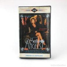 Peliculas: SATIN ANGELS TAIJA RAE SAMANTHA STRONG NINA DEPONCA HONEY WILDER? JEROME TANNER JOHN T BONE 1987 VHS. Lote 220131540