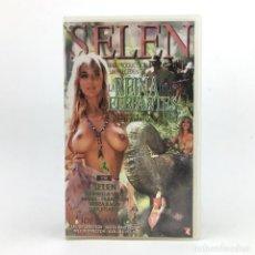 Peliculas: SELEN LA REINA DE LOS ELEFANTES GABRIELLA VINCZE MARIA BELLUCCI JOE D´AMATO SUPER PRODUCCION XXX VHS. Lote 220632140