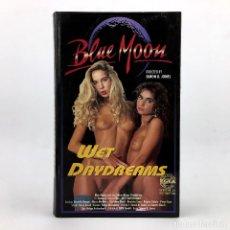 Peliculas: WET DAYDREAMS DANIELLA BERGER BEATRICE LENZ CHRISTINA BLOCK REGINA SCHULZ JÜRGEN BAUMANN PORNO VHS. Lote 221580686