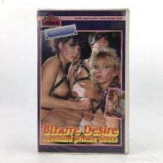 Peliculas: BIZARRE DESIRE BEHIND PRIVATE DOORS DIE VIOLA GEMEINSCHAFT PISSING ANAL FISTING EXTREME HARDCORE VHS. Lote 221694743