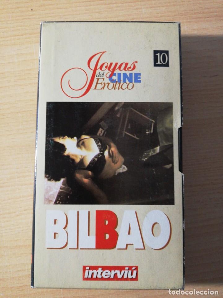 BILBAO. JOYAS CINE EROTICO INTERVIU. ISABEL PISANO (Coleccionismo para Adultos - Películas)