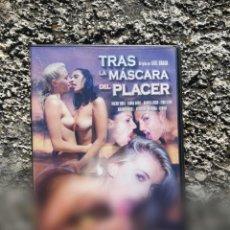 Peliculas: TRAS LA MASCARA DEL PLACER - PELICULA PARA ADULTOS - DVD. Lote 222125661