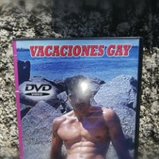 Peliculas: VACACIONES GAY - PELICULA PARA ADULTOS - DVD. Lote 222125667