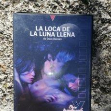 Peliculas: LA LOCA DE LA LUNA LLENA - PELICULA PARA ADULTOS - DVD. Lote 222125687