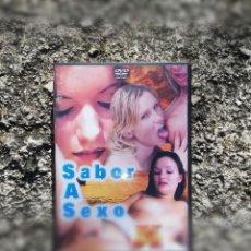 Peliculas: SABOR A SEXO - PELICULA PARA ADULTOS - DVD. Lote 222125852