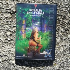Peliculas: ROSALIA EN CATANIA - PELICULA PARA ADULTOS - DVD. Lote 222125863
