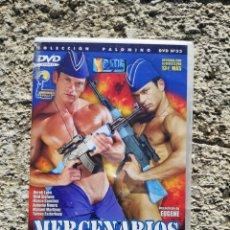 Peliculas: MERCENARIOS CON GRANDES ARMAS - PELICULA PARA ADULTOS - DVD. Lote 222126752