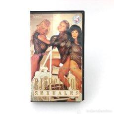 Peliculas: LEER BIEN QUE LE HARIAS A JULIA BRITTANY ASHLAND TANYA RIVERS KIM KATAINE ALICIA RIO JENNA WELLS VHS. Lote 222185112