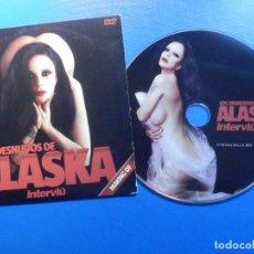 Peliculas: DVD - LOS DESNUDOS DE ALASKA - INTERVIU - MAKING OF. Lote 222816733