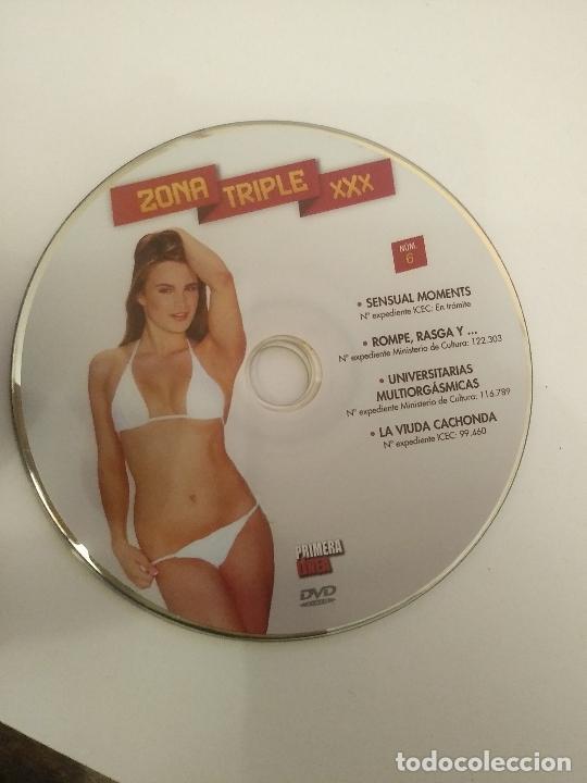 Pelicula porno expediente x Pelicula Porno X Primera Linea Zona Triple Xxx Vendido En Subasta 222994117
