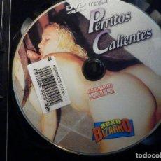 Peliculas: PELÍCULA PARA ADULTOS EN DVD - SEXO BIZARRO - PERRITOS CALIENTES -. Lote 223539861