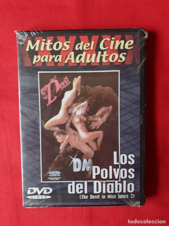 LOS POLVOS DEL DIABLO. THE DEVIL IN MISS JONES 2 (PRECINTADA)MITOS DEL CINE PARA ADULTOS XXX (Coleccionismo para Adultos - Películas)