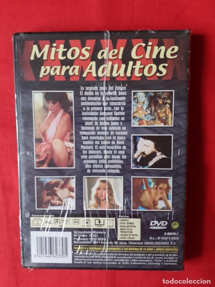 Peliculas: LOS POLVOS DEL DIABLO. THE DEVIL IN MISS JONES 2 (PRECINTADA)MITOS DEL CINE PARA ADULTOS XXX - Foto 2 - 224471756