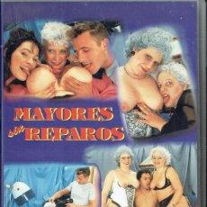 Film: MAYORES SIN REPAROS. Lote 225003543