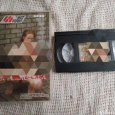 Filmes: VHS - 69 HOT VIDEO LA PORNO CACA - EROTISMO VINTAGE AÑOS 90. Lote 227260600